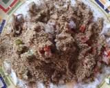 Baingan Achaari with tomato gravy रेसिपी चरण 1 फोटो