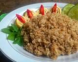 Nasi kebuli dari nasi semalam langkah memasak 2 foto