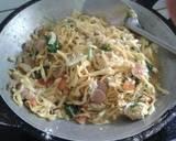 Mie Godok Jawa #pr_anekamiekuah langkah memasak 6 foto
