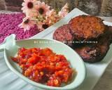 Sambel Bacem langkah memasak 7 foto