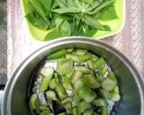 Bubua Lado (Bubur Nasi) langkah memasak 1 foto