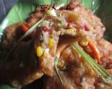 Indonesian Corn Fritters (DADAR JAGUNG) recipe step 4 photo