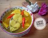 Lempah Kuning Nanas #RabuBaru langkah memasak 3 foto