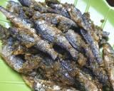Ikan Bilih Lado Hijau langkah memasak 5 foto