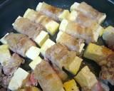 Appetizing Tofu-Meat Teriyaki Rolls recipe step 6 photo