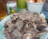 Rawon Suroboyo langkah memasak 1 foto