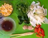 Cumi Goreng Saus Padang langkah memasak 5 foto