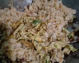 Nasi Goreng Putih Biasa langkah memasak 2 foto