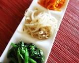 Bibimbap Noodles With Vegetable Namul and All-Purpose Korean Sauce recipe step 8 photo