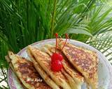 Roti Bakar Palm Sugar langkah memasak 3 foto