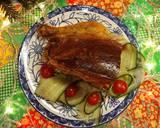 Курица, фаршированная блинами с начинкой - 7 фото