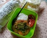 Telur Krispi Lombok Ijo langkah memasak 7 foto