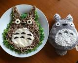 Chilled Totoro Soba Noodles with Grated Yam recipe step 8 photo