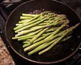 Chicken wrapped asparagus recipe step 1 photo