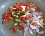 Udang Asam Manis Sederhana langkah memasak 3 foto