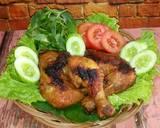 Ayam Bakar Bumbu Bacem langkah memasak 9 foto