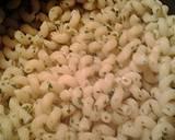 Cheesy corkscrews with meatballs recipe step 3 photo