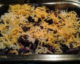 oven roasted cheesy purple cabbage