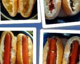 Ladybirds Hotdogs . recipe step 2 photo