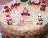 Vickys Christmas Cake Decoration Ideas recipe step 2 photo