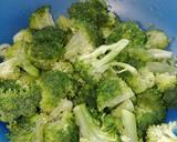 Cah Brokoli simple langkah memasak 1 foto