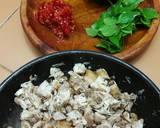 Ayam Suwir Kemangi Sambal Korek langkah memasak 2 foto