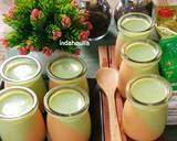 Thai tea milk pudding langkah memasak 4 foto