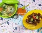 202.Ayam goreng Teriyaki pedas langkah memasak 3 foto