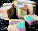 Unicorn OGURA CAKE langkah memasak 9 foto