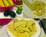 Simple Summer Corn Salad (slimmed down version)