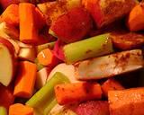 Roasted vegetables recipe step 7 photo