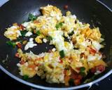 Jalepeno Scramble Eggs recipe step 3 photo