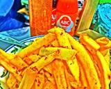 Krispy French Fries langkah memasak 6 foto