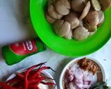 Semur Jengkol Pedas langkah memasak 1 foto