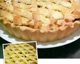 Apple Pie Versi Besar langkah memasak 13 foto