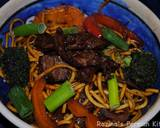 Chinese Beef Chow Mein recipe step 24 photo