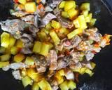 Sambal Goreng Daging Kentang langkah memasak 4 foto