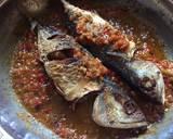 Ikan kembung goreng sambal asam langkah memasak 5 foto