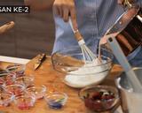 Puding Busa Yoghurt langkah memasak 4 foto