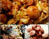 Tumis Kol dan Sosis langkah memasak 4 foto