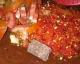 Bubur Manado langkah memasak 4 foto