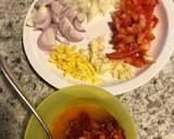 Oseng Mercon Ampela ayam dan telor puyuh langkah memasak 3 foto