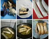 Lumpia piscoke #kamismanis langkah memasak 3 foto