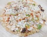 C2p pizza(cheakpeas,cheese,peanuts) recipe step 12 photo