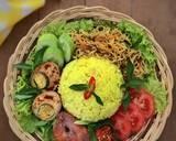 Paket Nasi kuning Banjar langkah memasak 6 foto