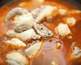 Spicy Korean Chicken Hot Pot (Daktoritang) recipe step 6 photo