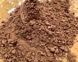 Wafle przekładane masą z kajmakiem, chałwą i kakao krok przepisu 2 zdjęcie