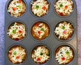 Penne Panggang Bolognese (#pr_pasta) langkah memasak 8 foto
