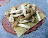 Ham And Cheese Sandwich recipe step 1 photo