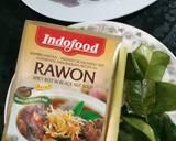 Nasi Rawon langkah memasak 1 foto